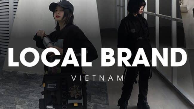 Sự bùng nổ của local brand tại Việt Nam